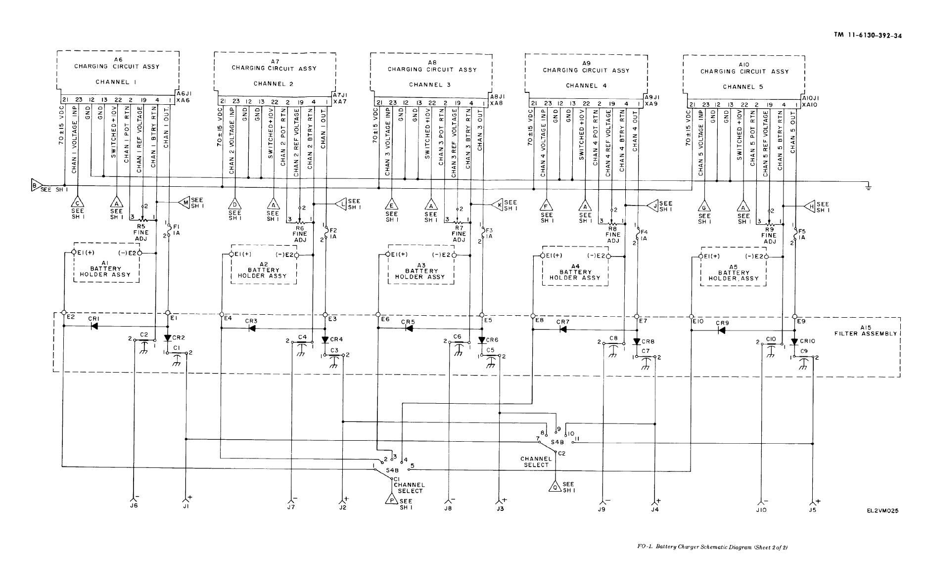 Fo 1 Battery Charger Schematic Diagram Sheet 2 Of 12v Circuit On Car